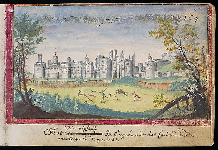 Віндзорський замок. Символ монархії (5)