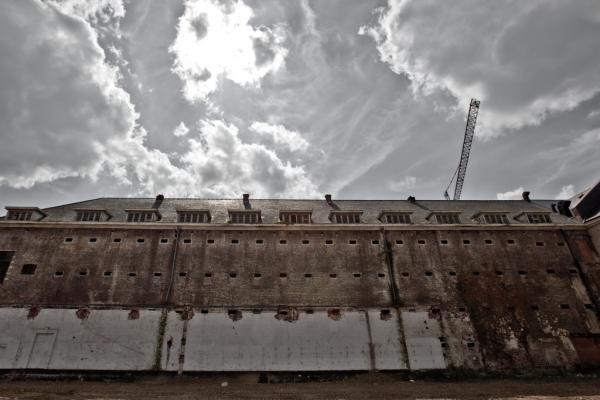 В'язниця Tuchthuis, Бельгія