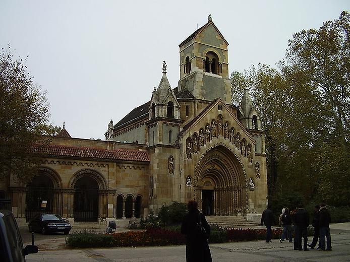 Замок Вайдахуняд в Будапешті (2)