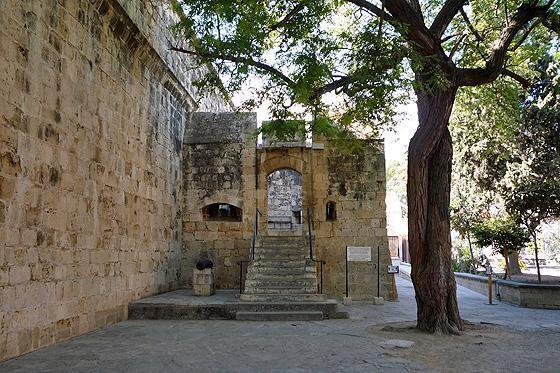 Лимассольска фортеця на Кіпрі (2)