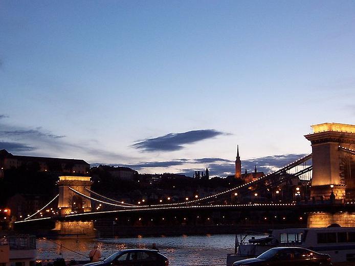 Ланцюговий міст Сечені. Символ Будапешта (2)