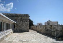 Лимассольска фортеця на Кіпрі (1)