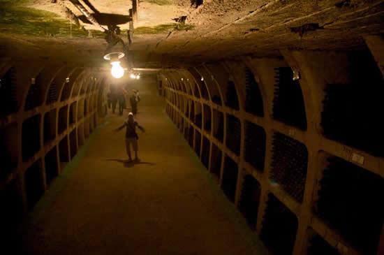 Milestii Mici - Підземне Місто Вина (5)