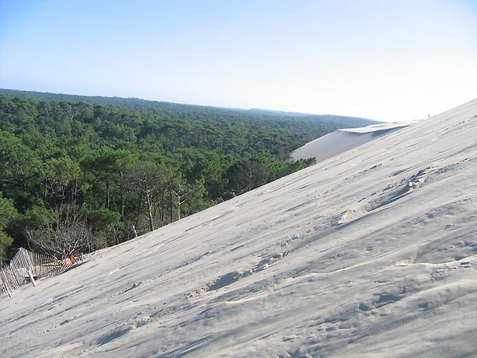 Пила: Неймовірна рухома дюна затоки Аркахон (3)