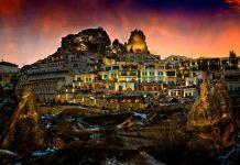 7. Cappadocia Cave Resort and Spa, Туреччина