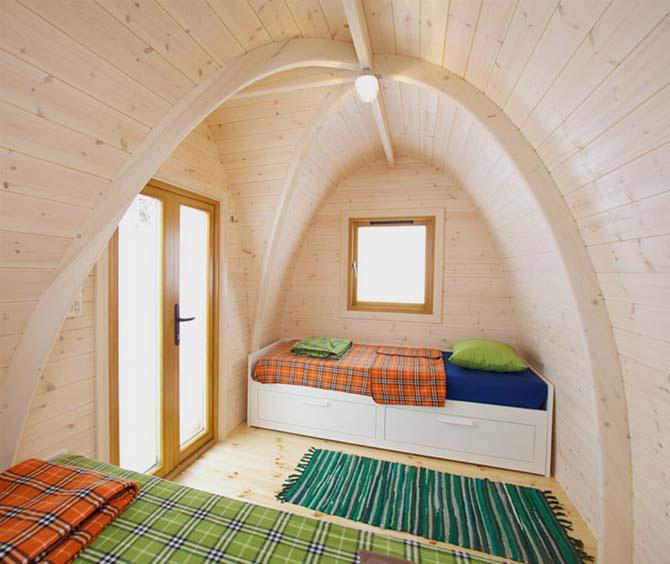 Дивовижний міні-готель в горах Швейцарії (7)