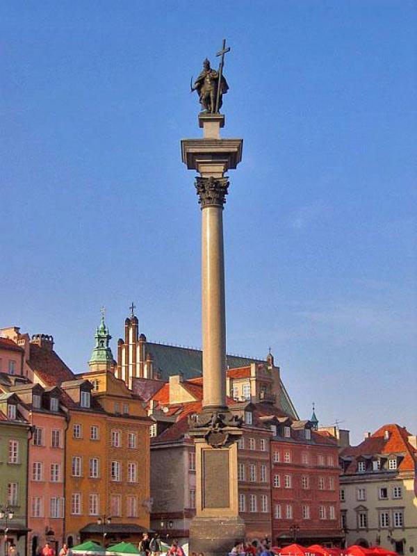 Визначні пам'ятки Варшави (2)
