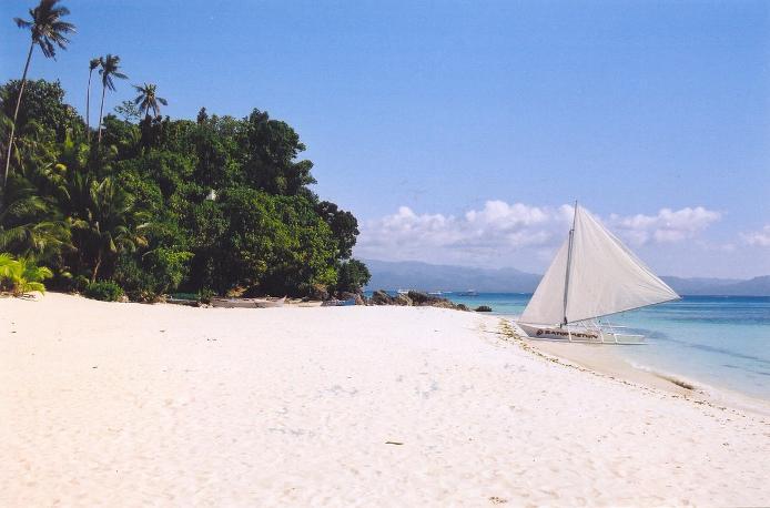 Райський острів Боракай на Філіппінах (2)