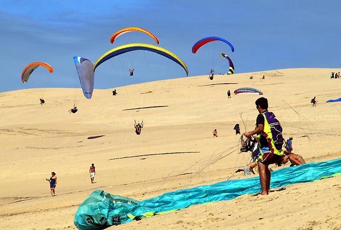 Пила: Неймовірна рухома дюна затоки Аркахон (1)
