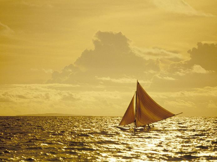 Райський острів Боракай на Філіппінах (1)