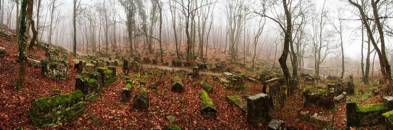 Караїмське кладовище  фото: Максим Гайдученко