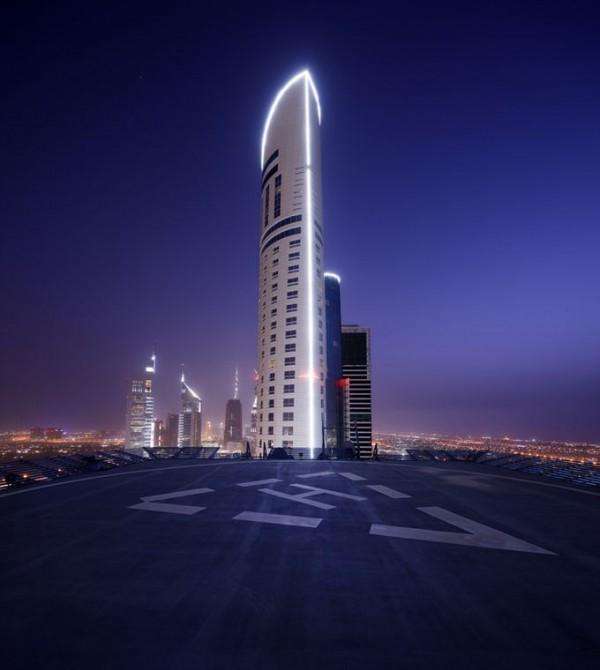 Архітектурна перлина Близького Сходу - місто Дубай (17)