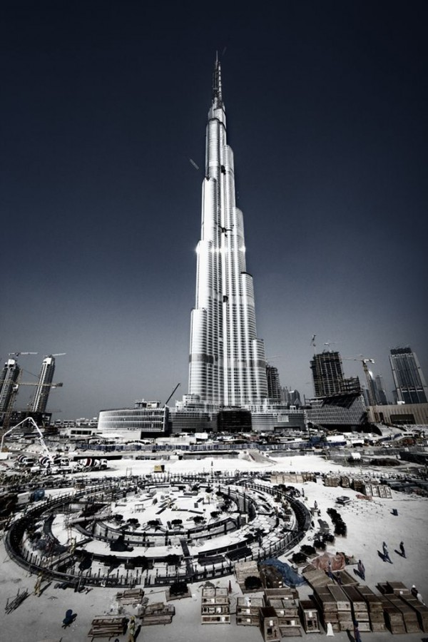 Архітектурна перлина Близького Сходу - місто Дубай (16)