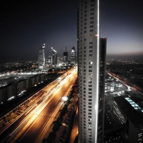 Архітектурна перлина Близького Сходу - місто Дубай (14)