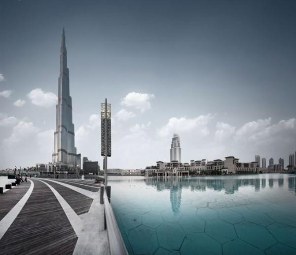 Архітектурна перлина Близького Сходу - місто Дубай (13)