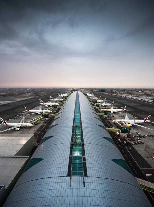 Архітектурна перлина Близького Сходу - місто Дубай (12)
