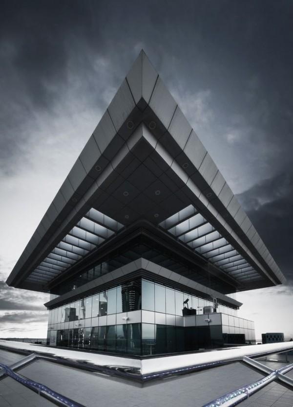 Архітектурна перлина Близького Сходу - місто Дубай (10)