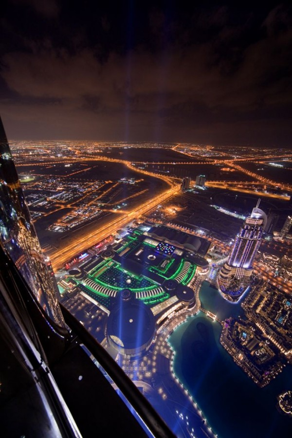 Архітектурна перлина Близького Сходу - місто Дубай (7)