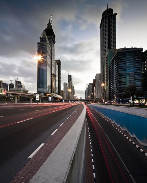 Архітектурна перлина Близького Сходу - місто Дубай (4)