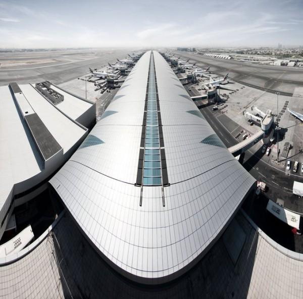 Архітектурна перлина Близького Сходу - місто Дубай (1)