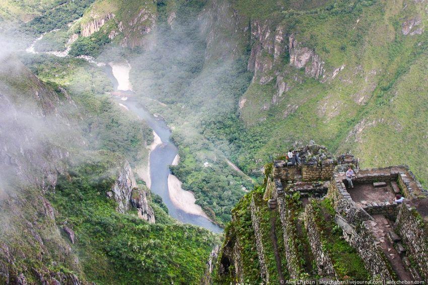 Загадки розграбування Мачу-Пікчу — древнього міста цивілізації Інків (10)