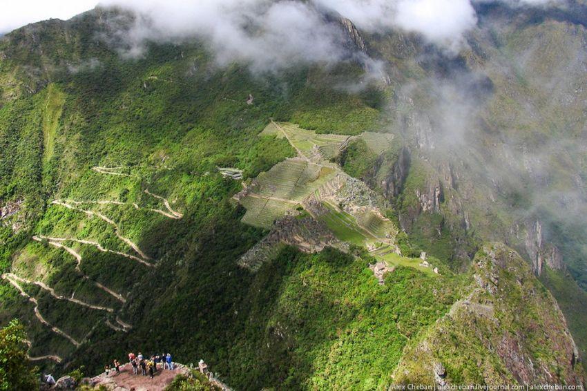 Загадки розграбування Мачу-Пікчу — древнього міста цивілізації Інків (9)