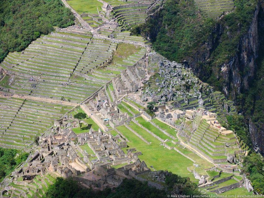 Загадки розграбування Мачу-Пікчу — древнього міста цивілізації Інків (8)