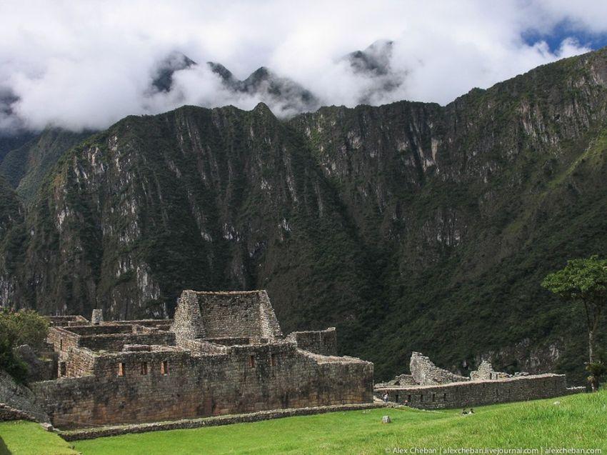Загадки розграбування Мачу-Пікчу — древнього міста цивілізації Інків (6)