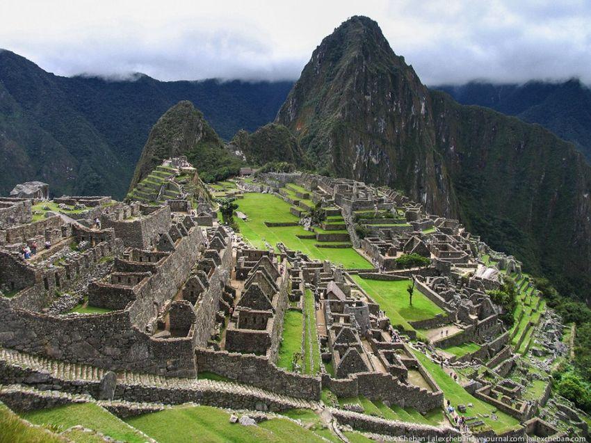 Загадки розграбування Мачу-Пікчу — древнього міста цивілізації Інків (2)