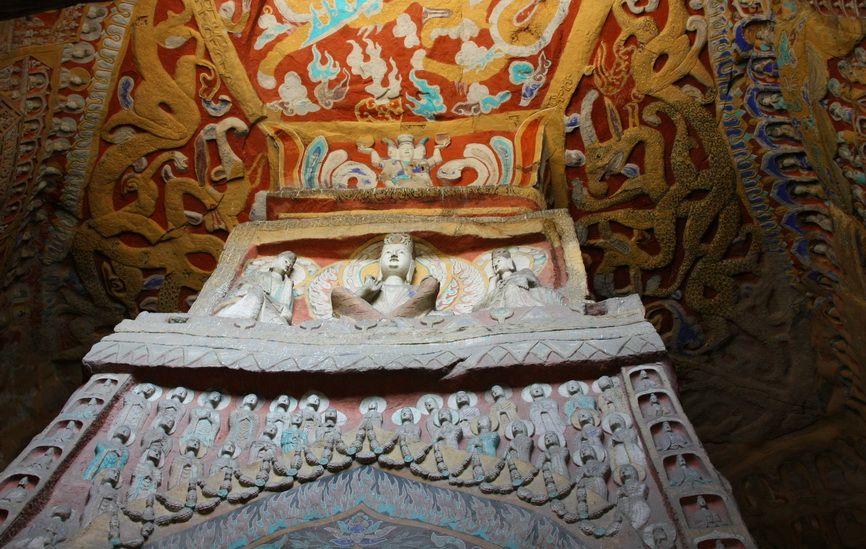 Будда Амітабха - владика Західного Раю.
