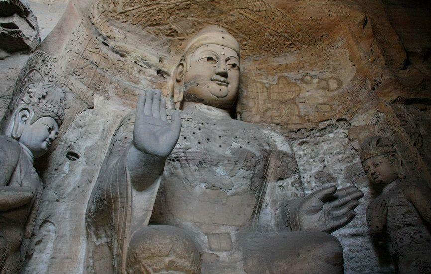 Ідея жалісливого Будди Амітабхи була також запозичена в Ірані або Середньої Азії. Згодом, амидаизма - віра в Будду Амітабху і його Західний Рай, став одним з головних напрямків у буддизмі Далекого Сходу, так як він був дуже популярний серед простого народу.