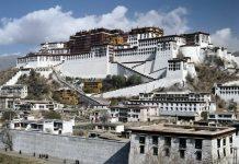 Головний символ Тибету і Лхаси - Палац Потала
