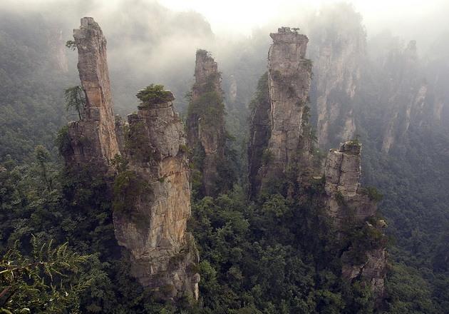Національний парк Чжанцзяцзе (7)