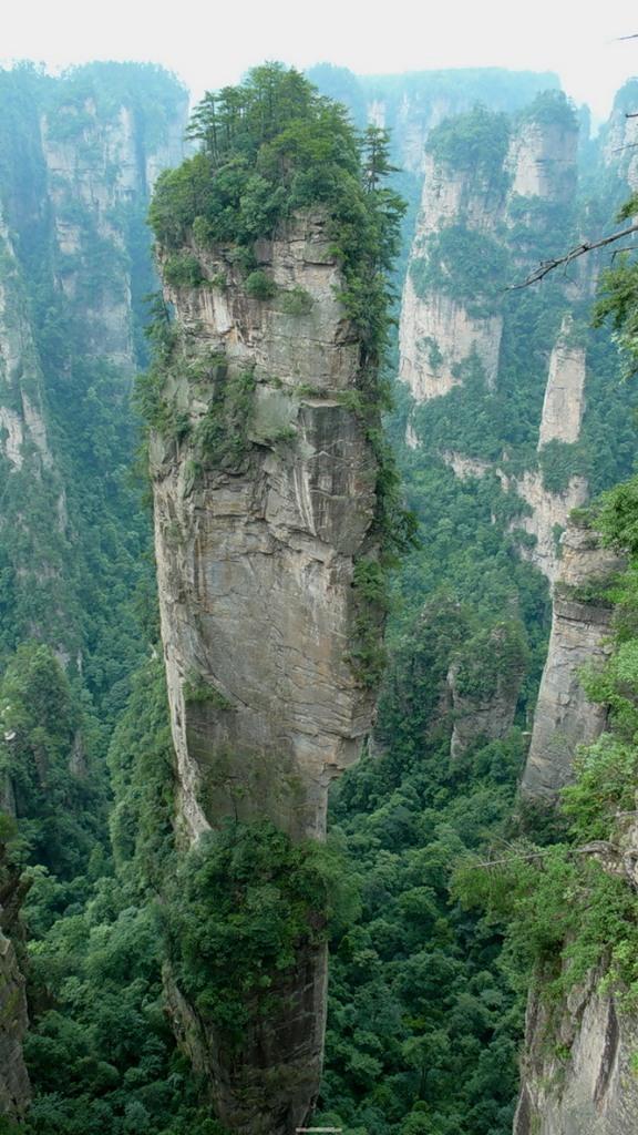 Національний парк Чжанцзяцзе (1)