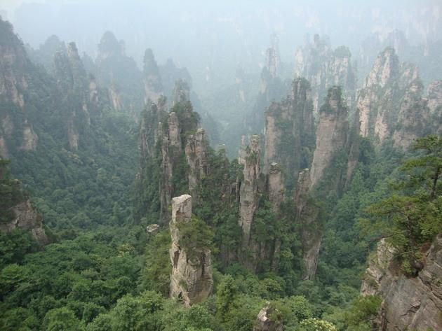 Національний парк Чжанцзяцзе (27)