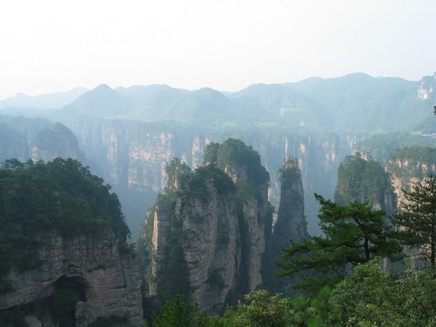 Національний парк Чжанцзяцзе (22)