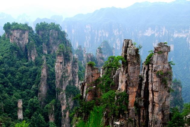 Національний парк Чжанцзяцзе (21)