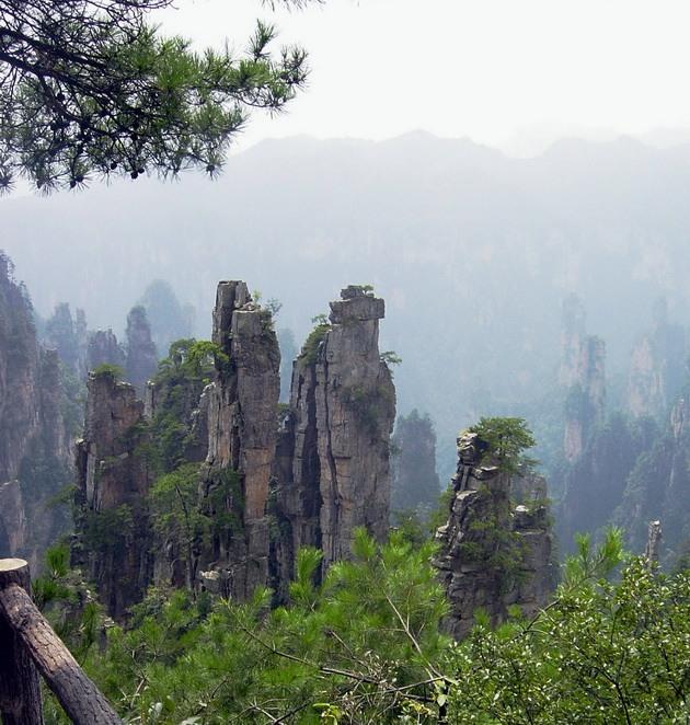 Національний парк Чжанцзяцзе (19)