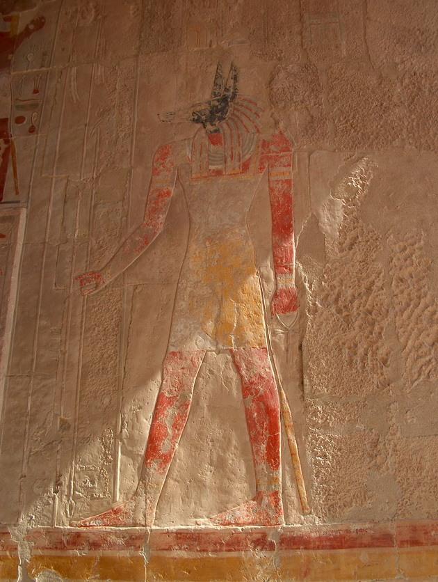 Храм цариці Хатшепсут (8)