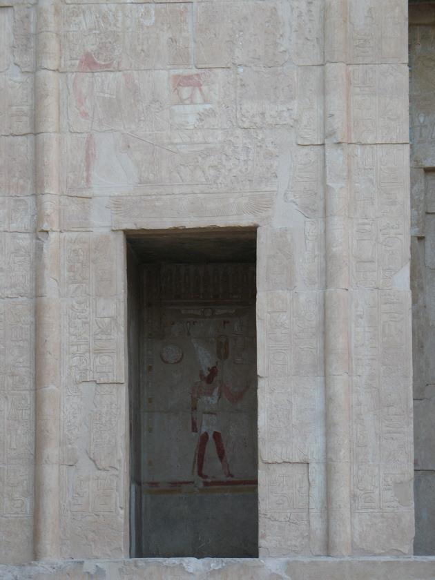 Храм цариці Хатшепсут (7)