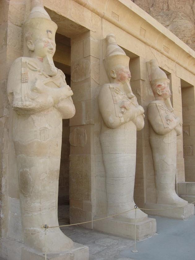 Храм цариці Хатшепсут (10)