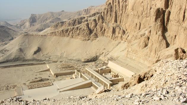 Храм цариці Хатшепсут (4)
