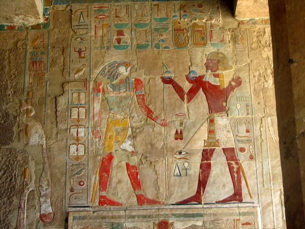 Храм цариці Хатшепсут (3)