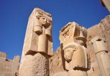 Храм цариці Хатшепсут (1)