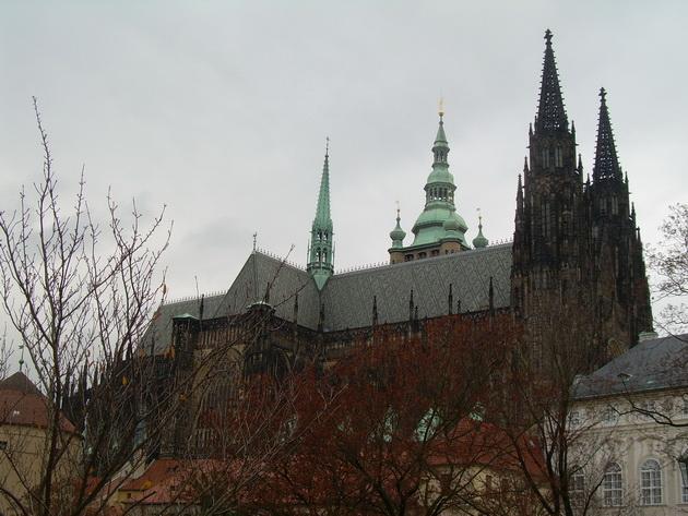 Головний собор Праги. Собор святого Віта (17)