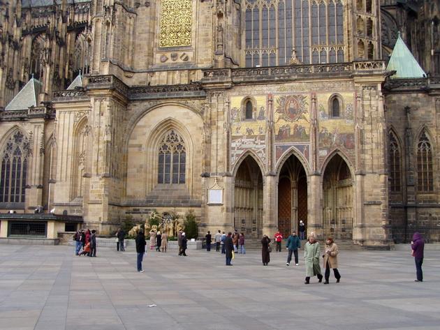 Головний собор Праги. Собор святого Віта (16)