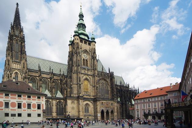 Головний собор Праги. Собор святого Віта (15)