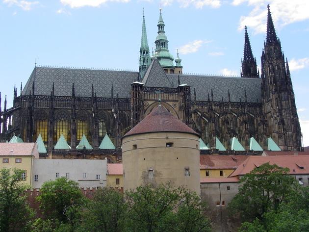 Головний собор Праги. Собор святого Віта (14)