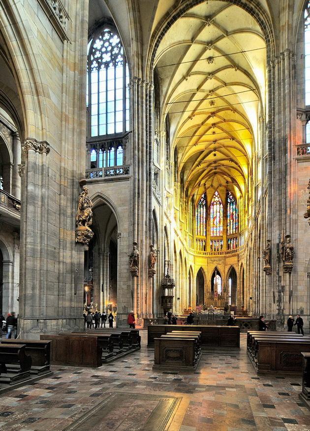 Головний собор Праги. Собор святого Віта (13)