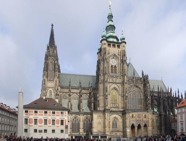 Головний собор Праги. Собор святого Віта (11)